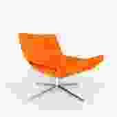 Pair of Jeffrey Bernett Chairs by B&B Italia