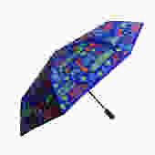 Washington DC By Night Umbrella