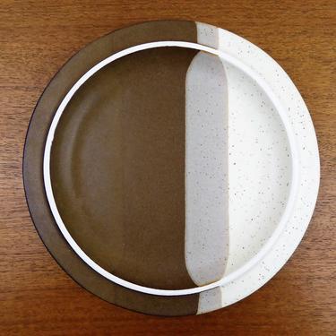 Vintage Fabrik Spokane | Chop Plate Platter | Jim McBride | Seattle Pottery by TheFeatheredCurator