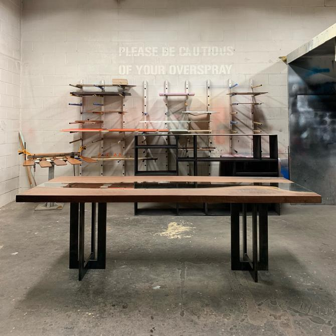 Custom Live Edge Furniture by TheBeardedBowtie
