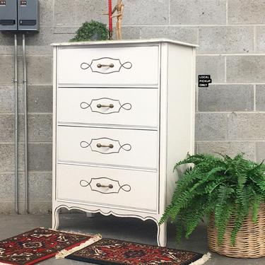 LOCAL PICKUP ONLY ———— Vintage Harmony House Tallboy by RetrospectVintage215