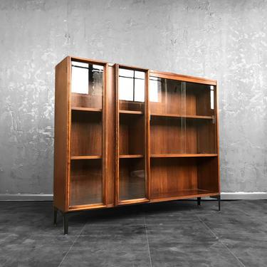 Mid Century Walnut cabinet by United Furniture