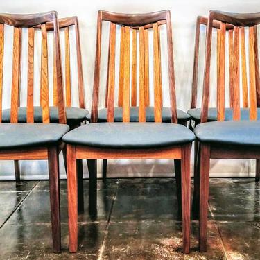 G-Plan Sierra Dining Chairs   Set of Six   1970