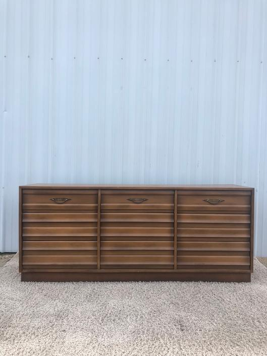 Mid Century Lowboy by American of Martinsville