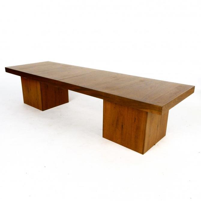 John Keal Expandable Coffee Table
