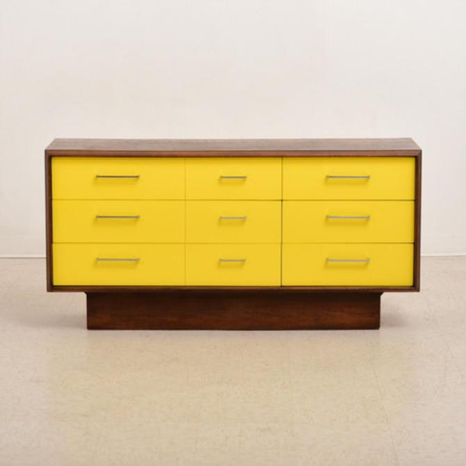 1970's Floating Dresser