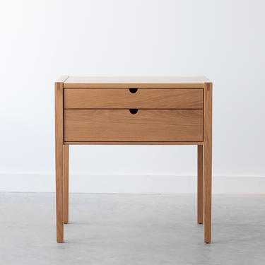 Garfield Nightstand - Solid Wood by HedgeHouse