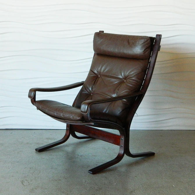 HA-C8194 Ingmar Relling Siesta Lounge Chair with Arms by Westnofa