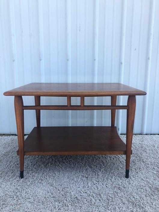 Mid Century Modern End Table by Lane Acclaim