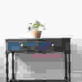 Blue Desk / Vanity