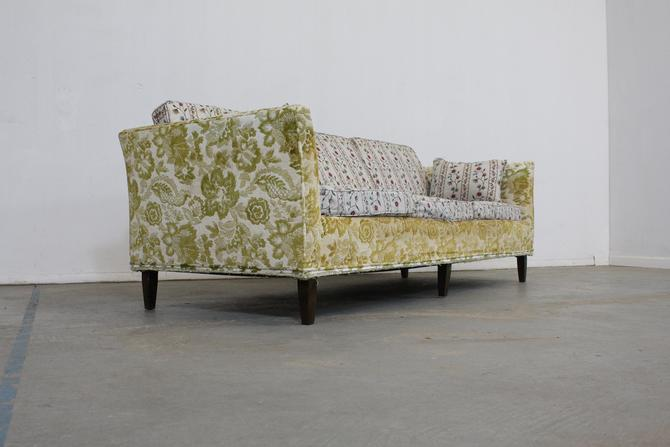 "Mid-Century Modern Milo Baughman Style Sofa 86"" by AnnexMarketplace"
