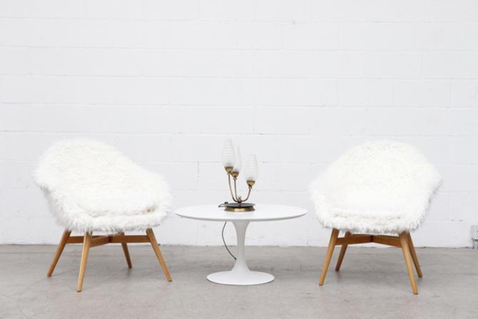 Saarinen Style Low Tulip Table