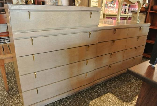 MCM Dresser and Chest of Drawers