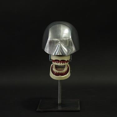 1930's Aluminum Dental Phantom (#1-62)