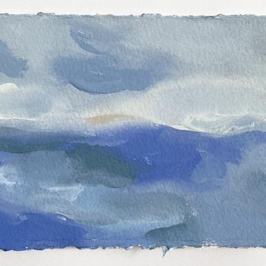 Blue View I