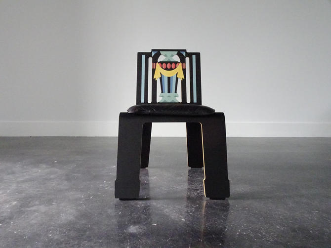 Robert Venturi Sheraton chair by Knoll by PREVIEWMOD