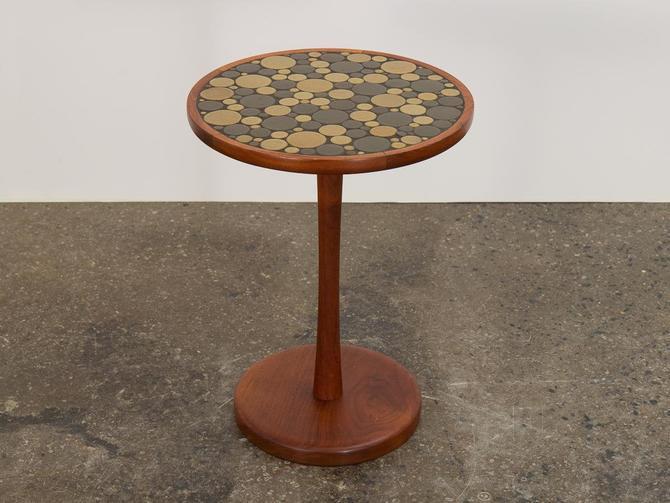 Martz Coin Tile Side Table by openairmodern