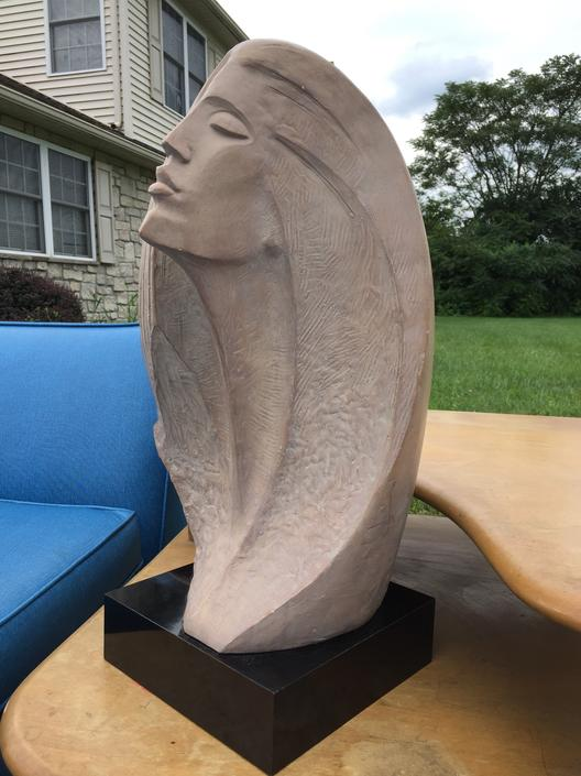 Post Modern David Fisher For Austin Productions Stargazer Sculpture By Madmodworldvintage From Madmodworldvintage Of Reading Pa Attic