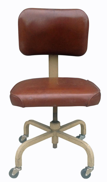 Vintage Typing Chair