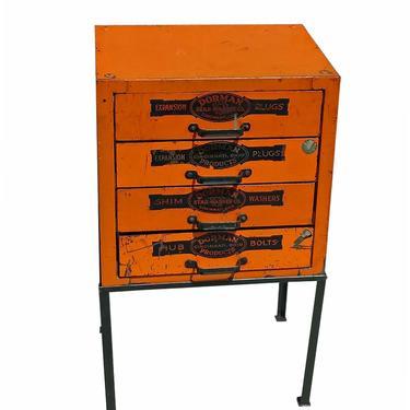 Industrial Dorman Electric Box Table w Custom Base