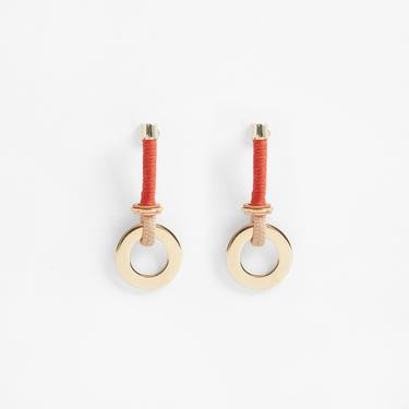 Kosmos Earrings by Pichulik