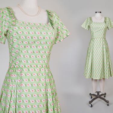 1950s Pat Premo California Dress   Vintage Pat Premo Dress by WisdomVintage