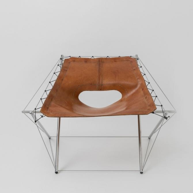 Jacques-Henri Varichon Galaxie Chair