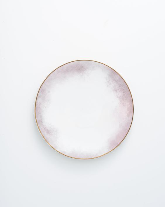 Heirloom Dinner Plate   Blush