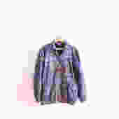Cool Arty Windbreaker Jacket by LooseGoods