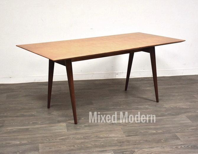 Jens Risom for Knoll Dining Mid Century Table by mixedmodern1