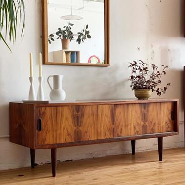 Danish Sideboard in Rosewood by Carlos Jensen