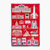 DC Edition Tea Towel