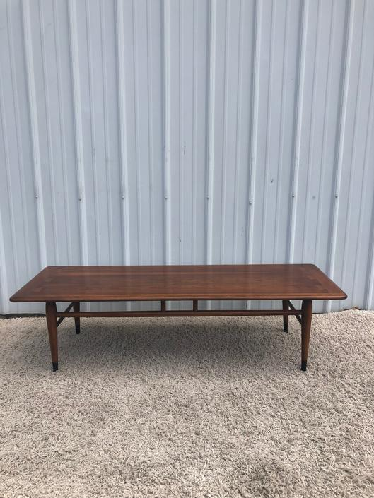 Mid Century Coffee Table Acclaim by Lane Furniture