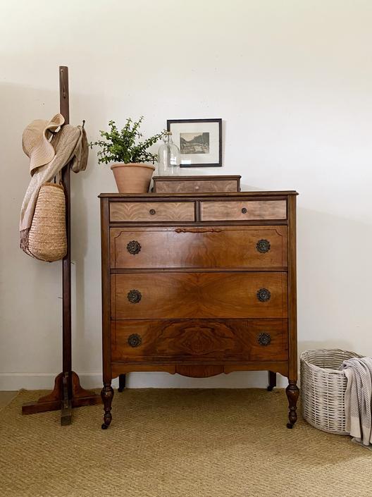 Vintage Desk Dresser