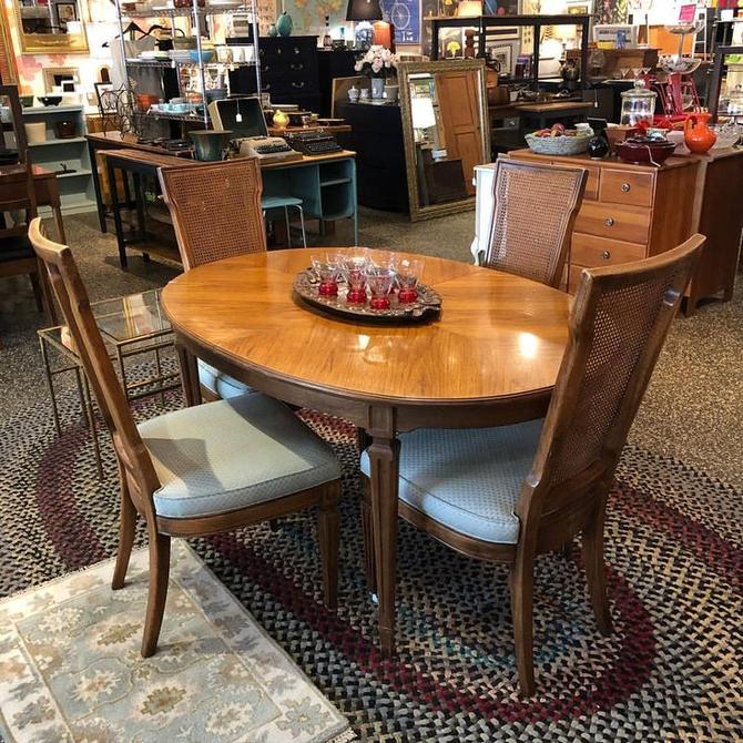 26 Dining Set (table + 5 chairs) $195