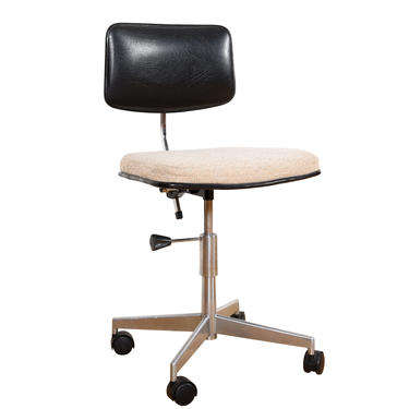 Labofa Danish Modern Adjustable Desk   Office Chair by Jorgen Rasmussen