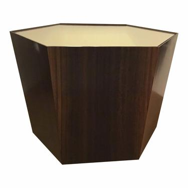 Caracole Modern What's Your Point Octagonal Cocktail Table/Bunching Table