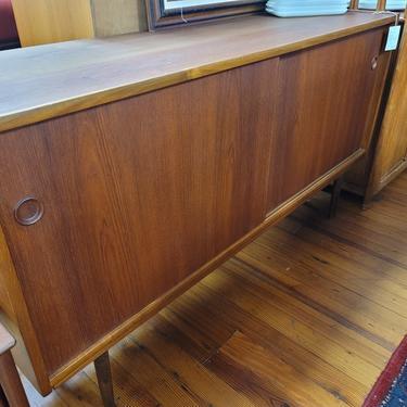 Vintage Teak Sideboard Credenza