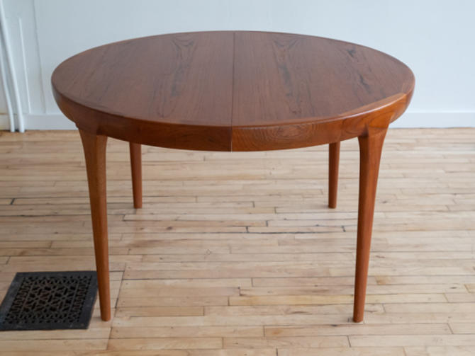 Teak Dining Table by Kofod-Larsen