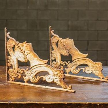 Classical Shelf Brackets
