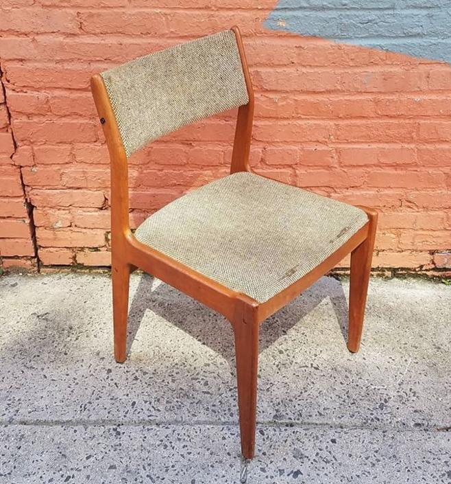 SOLD.                    Chair $63.