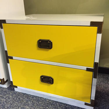 2 drawer campaign chest by AgentUpcycle