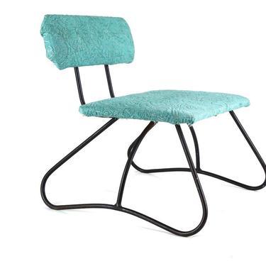 VINTAGE BOOSTER SEAT - Rare Mid-Century Modern Children's Chair Arthur Umanoff Era Diner/Barber/Restaurant by CovetModernDesign