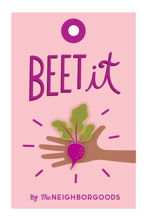 Beet Pin
