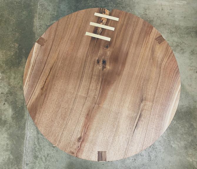 Custom Live Edge Table by TheBeardedBowtie