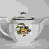 vintage fraunfelter tea pot by suesuegonzalas