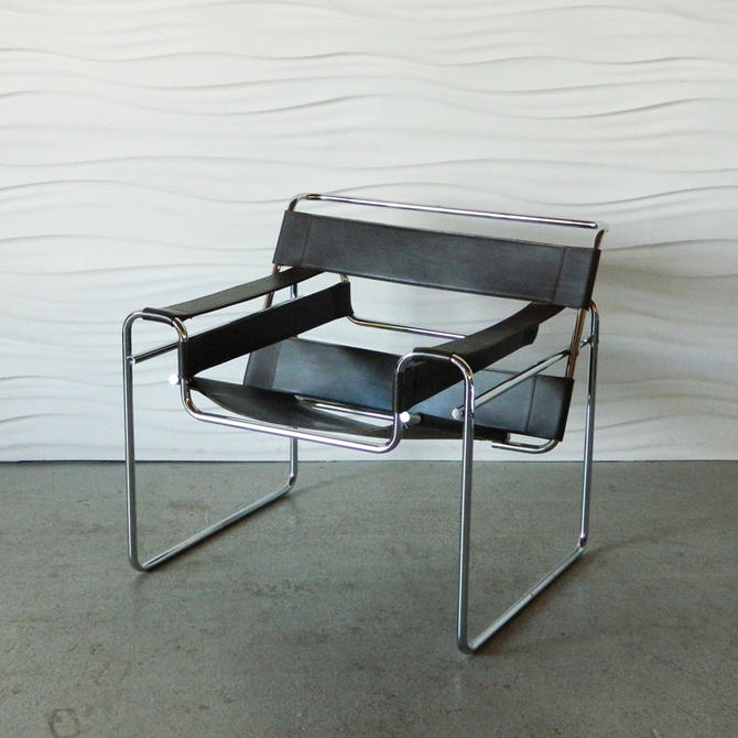 Wassily Style Lounge Chair