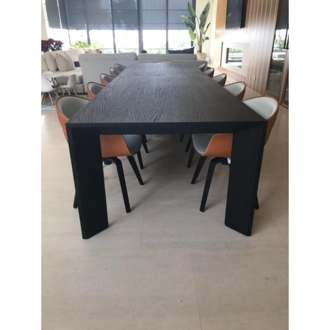Restoration Hardware Arles Rectangular Dining Table With Extensions From Sarah Cyrus Home Of Atlanta Ga Attic