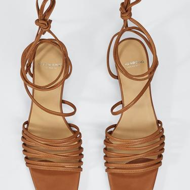 Anni Sandal - Saddle