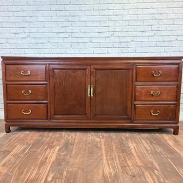 Item #149 Customizable Vintage Asian style Sideboard by RenoVista